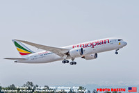 FIRST DREAMLINER AT BRUSSELS AIRPORT 10-9-2012
