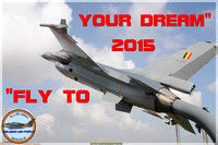 FLY TO YOUR DREAM 2015