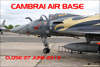 CAMBRAI AIR BASE close 2012