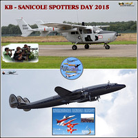 SPOTTING DAY KB - SANICOLE AIRSHOW 2015