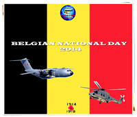 BELGIAN NATIONAL DAY 2014