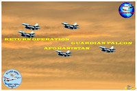 RETURN OPERATION GUARDIAN FALCON *Afghanistan*