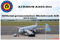PRESS CONFERENCE A321-231 20-5-2014