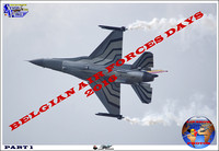 BELGIAN AIR FORCE DAYS 2016 Part 1