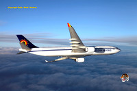New Belgian Air Component A330-300